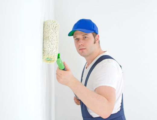 painting and decorating workers